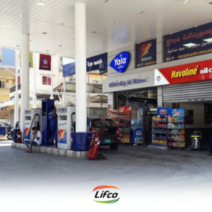 New supermarket in TRIPOLI done by Lifco